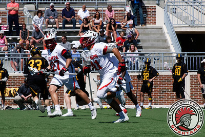 2020 Men's Lacrosse vs. Saint Rose