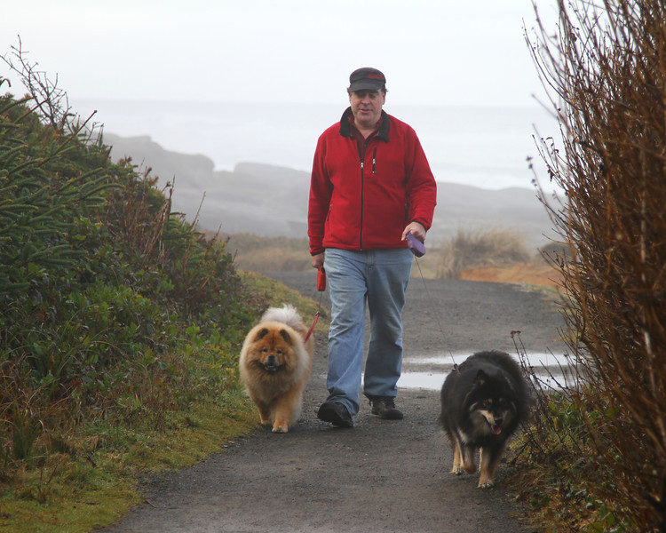 A winter solstice morning walk 12-21-13