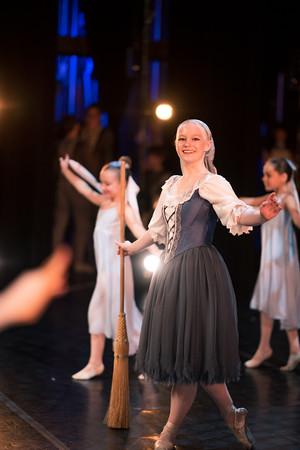 Cinderella Show C