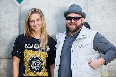 Ryan Innes & Amy Whitcomb