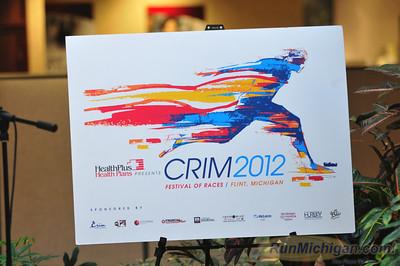 2012 Crim Pre-Race Press Event