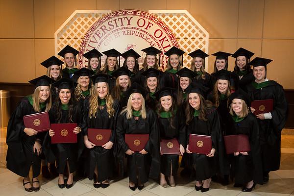 OU-Tulsa 2017 Graduation