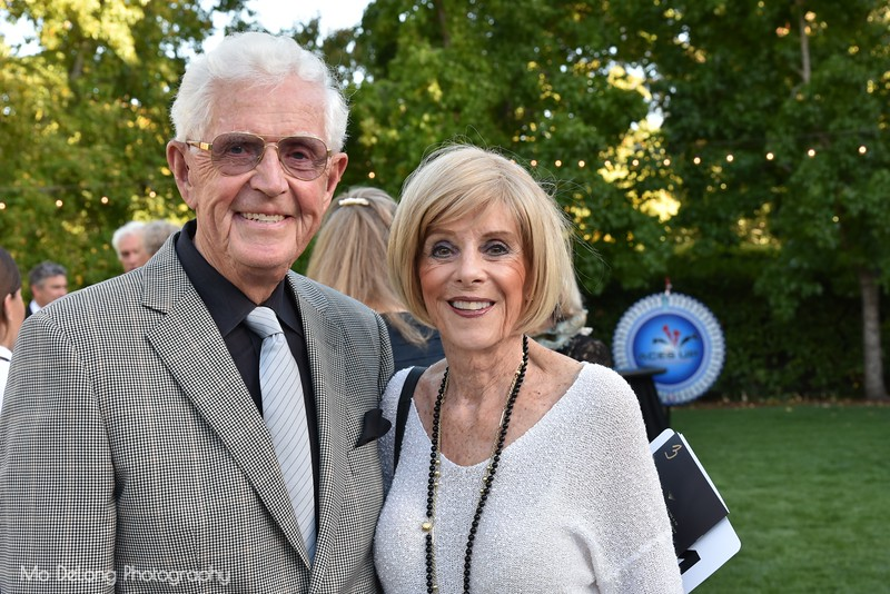 Pat Hunt and Frankie Baxter