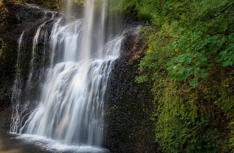 Lower South Falls Cannon Beach Silver Falls-6608.jpg