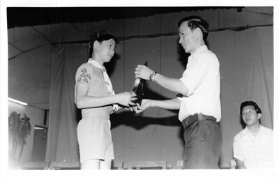 1986 Prize Giving