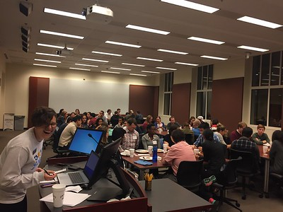 SAB Student-Alumni Trivia Night