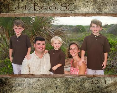 Walker Family 2011