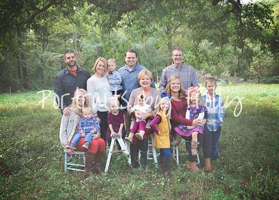 Wilzbacher Family 2018
