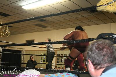 NWA Liberty States 080913 - BABY HUGHIE vs JUDAS YOUNG