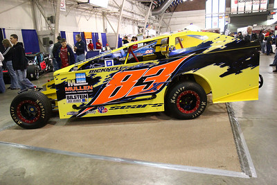 2011 Gater Racing News Motorsports Expo Syracuse