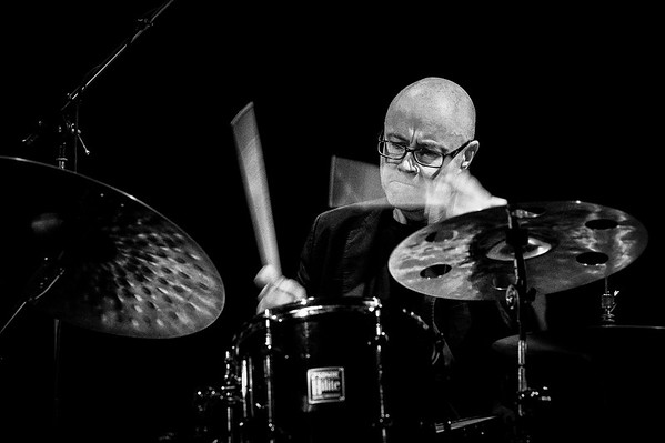 Laurent de Wilde Trio à Vincennes le 15 décembre 2012
