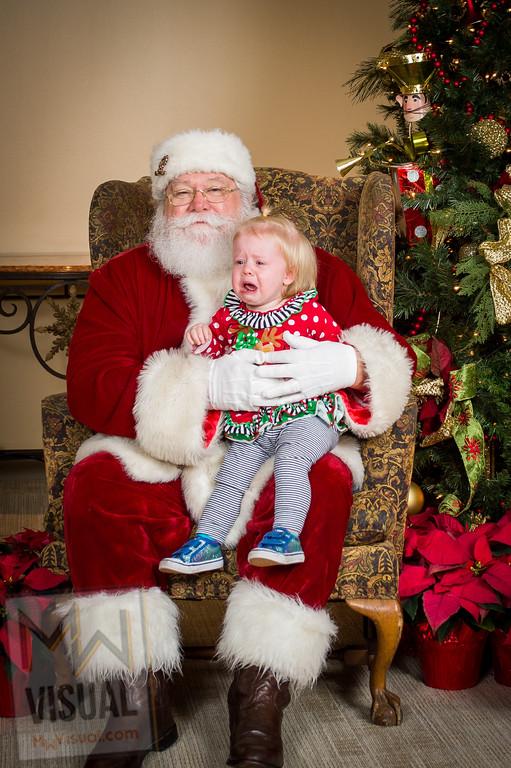 Lobby Santa