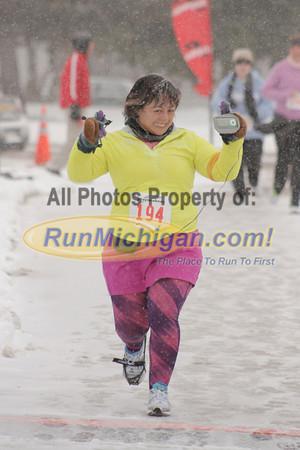 Finish, Gallery 4 - 2013 Jingle Belle 5K Run/Walk for Women