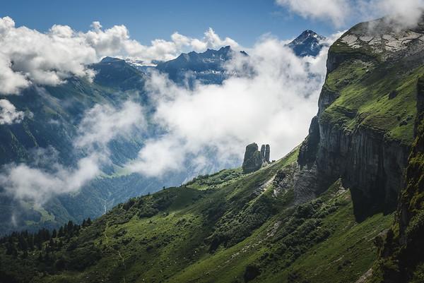 Hiking Braunwald 2020