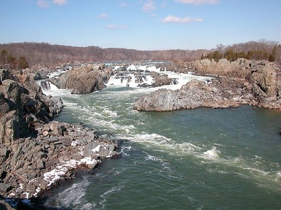 Great Falls Park (VA) Hike