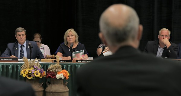 Michigan House and Senate Agriculture Committees Joint Hearing, August 13, 2019