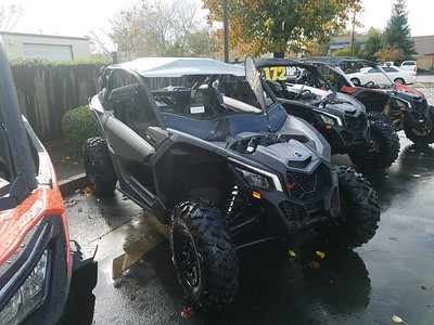 2018 Maverick X3 XDS Turbo R DEMO