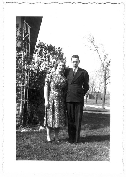 Fern and Earl Griffin? 1941