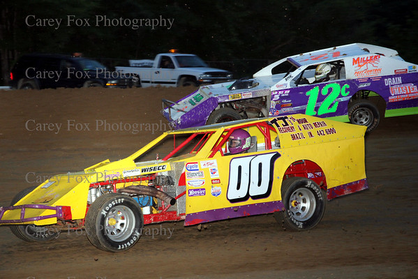 June 20, 2015 - Sprints and Modifieds