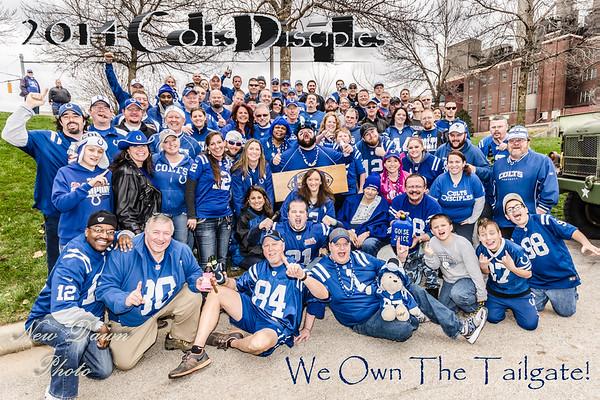 2014 Colts Disciples