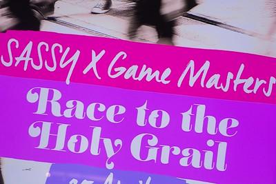 Sassy x Gamemasters Scavenger Hunt