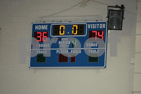 Varsity-Oak Grove vs Center 12-20-08