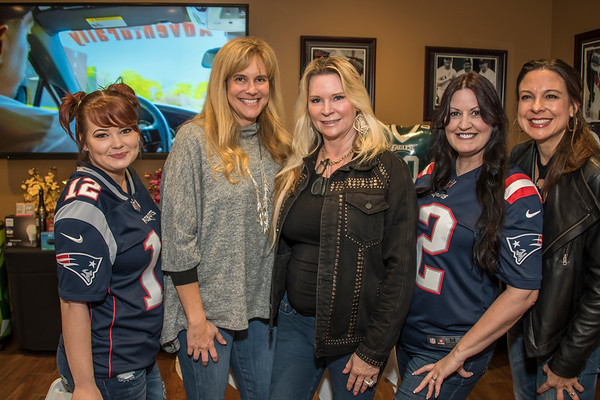 Super Bowl Party @ Draft Westgate 2-4-18