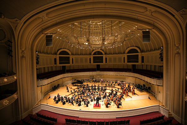 4. The Dreyfoos School of the Arts String Orchestra