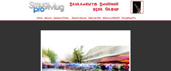 jR Customization - SmugMug User Groups (SMUGS) SmugMug Web Sites