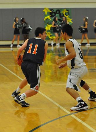 JV Sprague vs. West Salem Boys Basketball