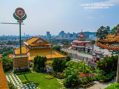 ปีนัง | ความอลังการของ วัดเขาเต่า ปีนัง (Kek Lok Si Temple) กับ วีรกรรมของหยก