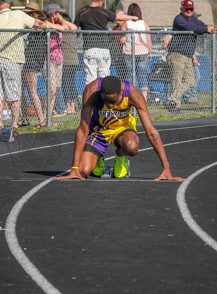 '15 Top Ten Meet - 400m dash