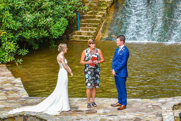 Evan & Katherine's Wedding Events - 6-20/22-19