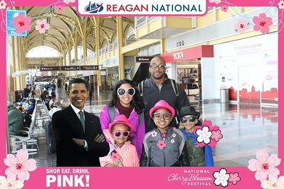 Reagan Food and Shops: Cherry Blossoms 2016 - Day 3