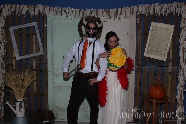 Jonathan & Jessie Wedding - 10/17/2015