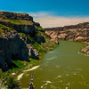 Snake River Canyon Idaho