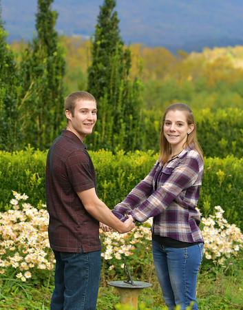 Lauren & Scott Engaged