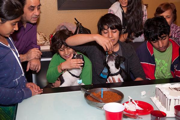 karan birthday 2010