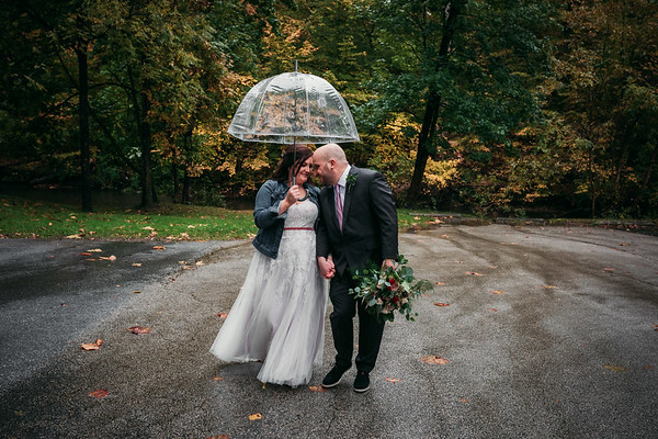 Kelly + Eric | The Old Mill | 10.16.2020