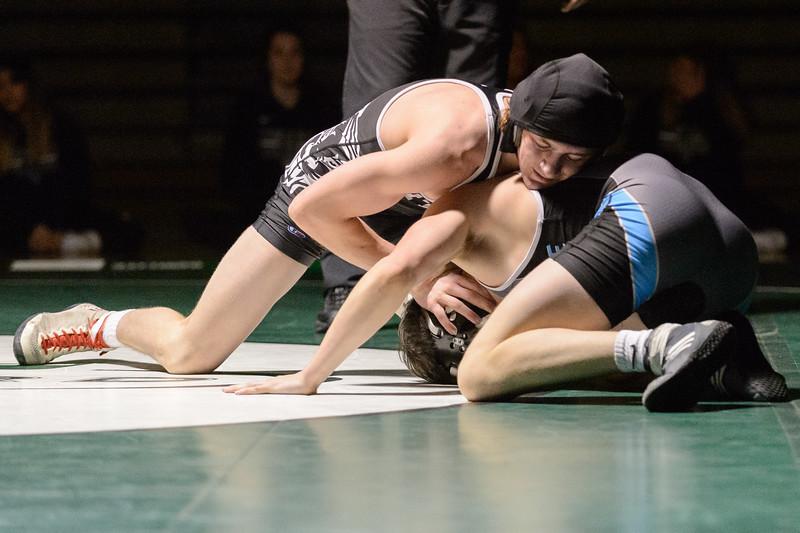 THS Varsity Wrestling vs Lakeridge