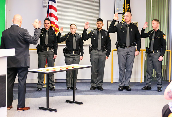 Cuyahoga County Sheriff's Department - New Deputies