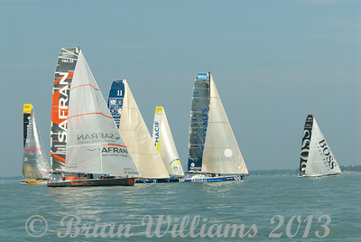 Cowes Week 2013 Day 06