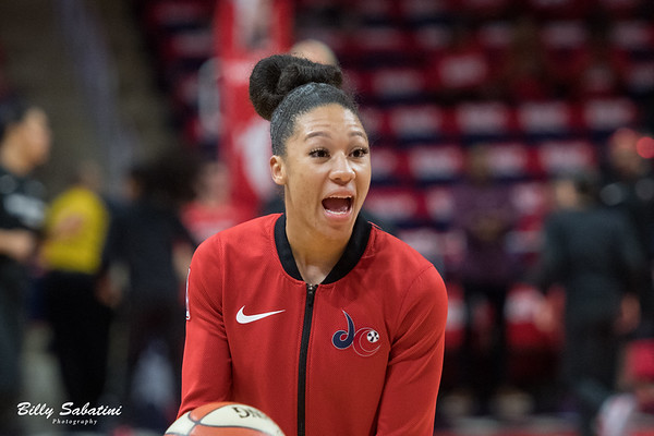Mystics vs. Las Vegas Aces (Game 1) - September 17, 2019