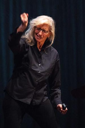 Celebrity Photographer Annie Leibovitz