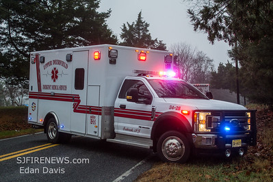 12/14/2019, MVC, Upper Deerfield Twp. Cumberland County NJ, iao 60 Lebanon Rd.