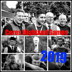 The 2019 Ceres Highland Games