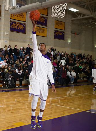 2014-01-24 Basketball Boys St. Johns @ Kinkaid