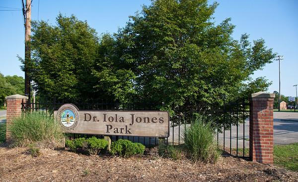Iola Jones Park, Florence, SC