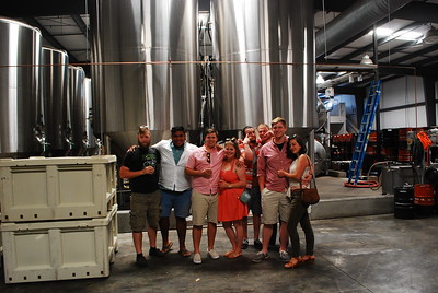 5-1-16 Brewery Tour