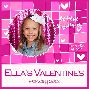 Ella's 2018 Valentines
